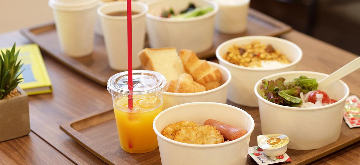 건강한 아침식사